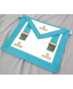 C009 Craft Worshipful Master Apron Standard With Pocket