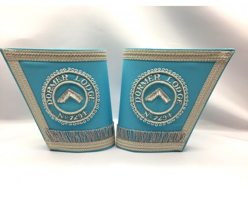 C011 Craft Officer Gauntlets (per Pair)with Badge