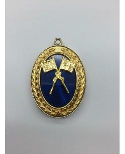 C055 Craft Grand Lodge Past Rank Collar Jewel