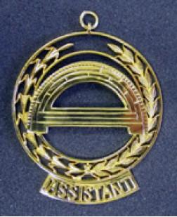 C062 Craft  Gl Acting Rank Collar Jewel