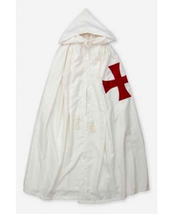 K001 Knights Templar Mantle